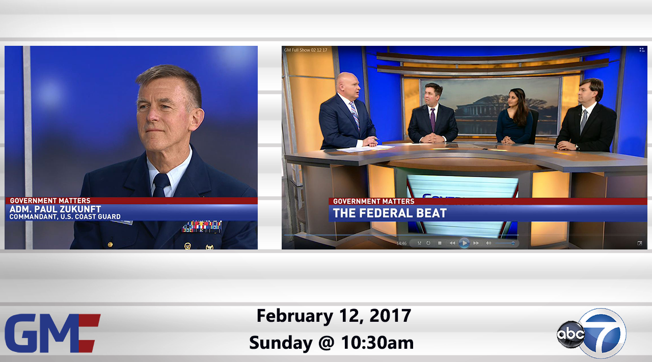 Government Matters (Full Show) – February 12, 2017