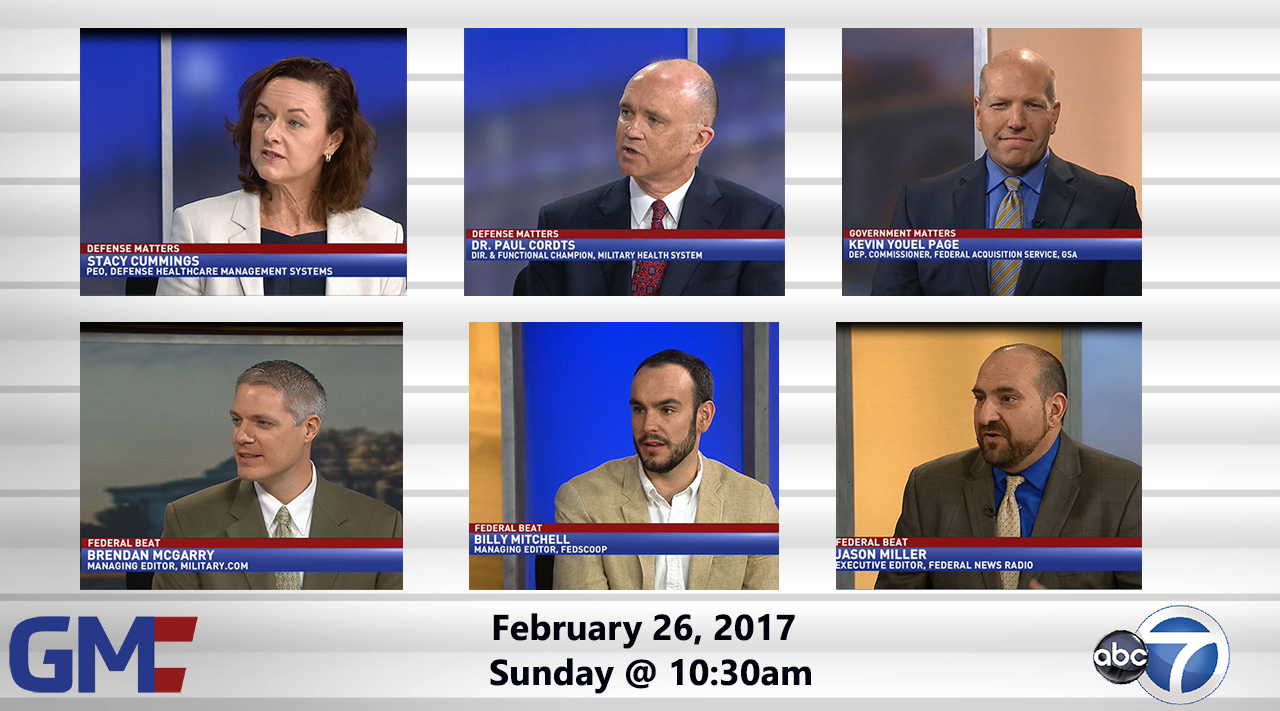 Government Matters (Full Show) – February 26, 2017