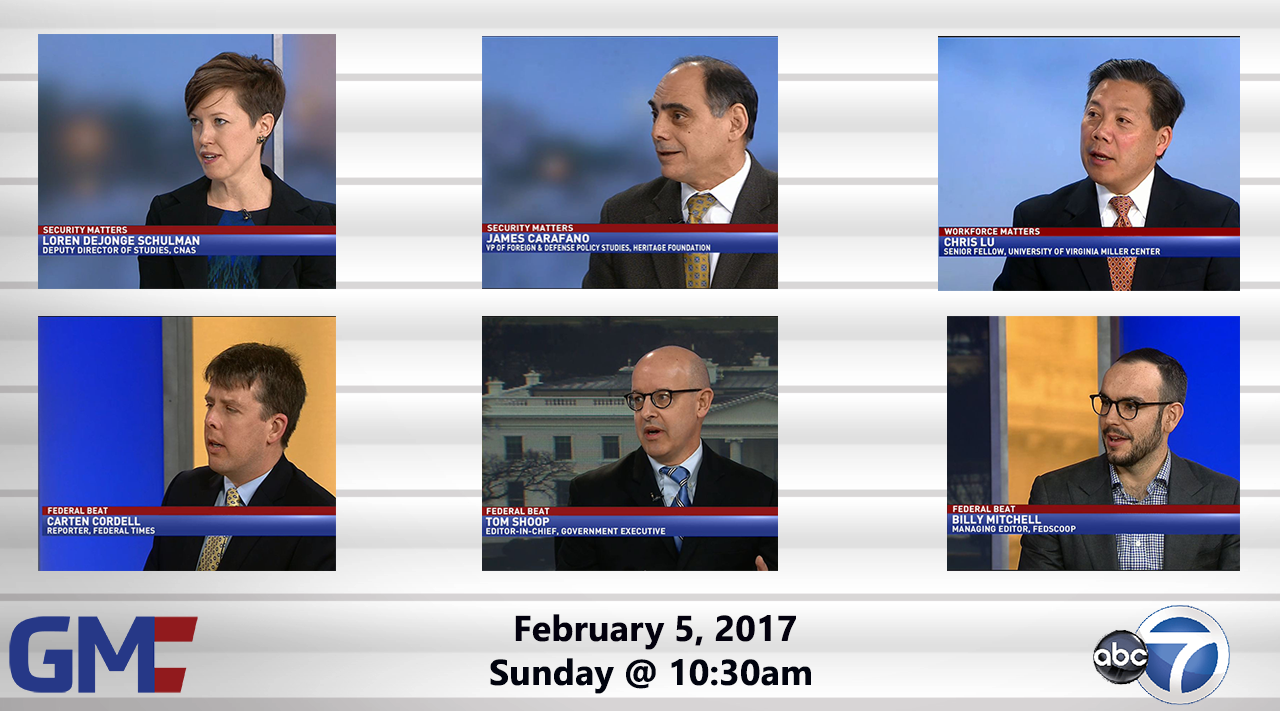 Government Matters (Full Show) – February 5, 2017