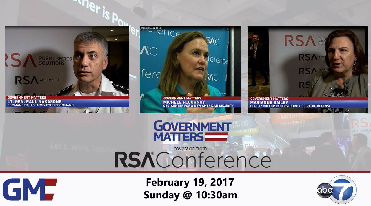 Government Matters (Full Show) – February 19, 2017