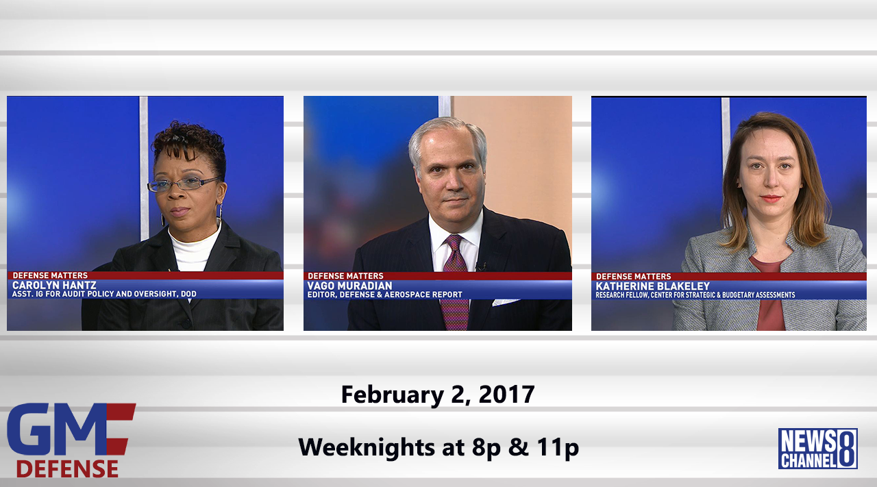 Government Matters (Full Show) – February 2, 2017