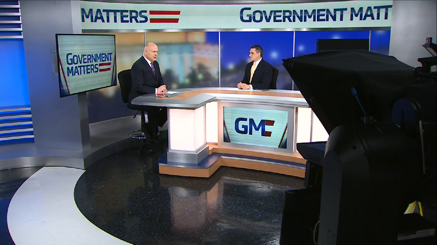 Government Matters (Full Show) – March 27, 2017