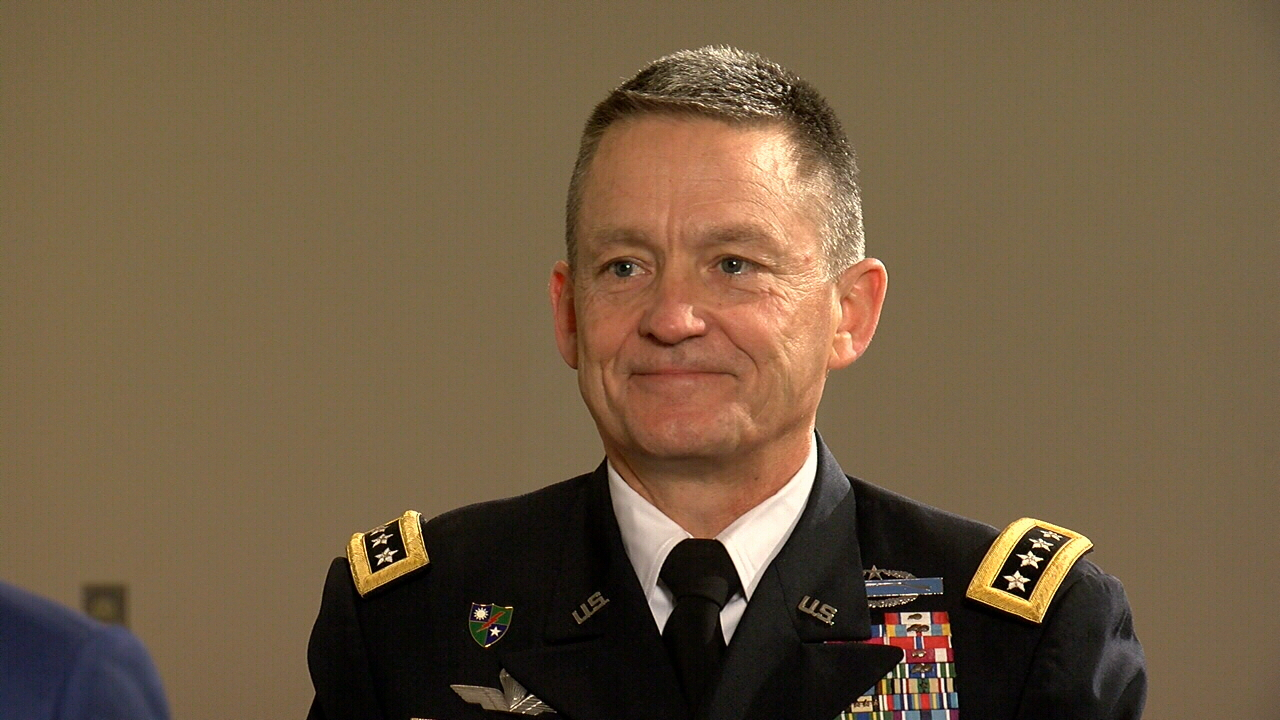 Army vice chief calls on Congress to scrap culture of continuing resolutions