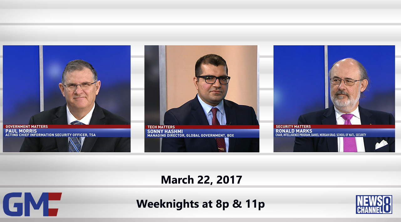 Government Matters (Full Show) — March 22, 2017