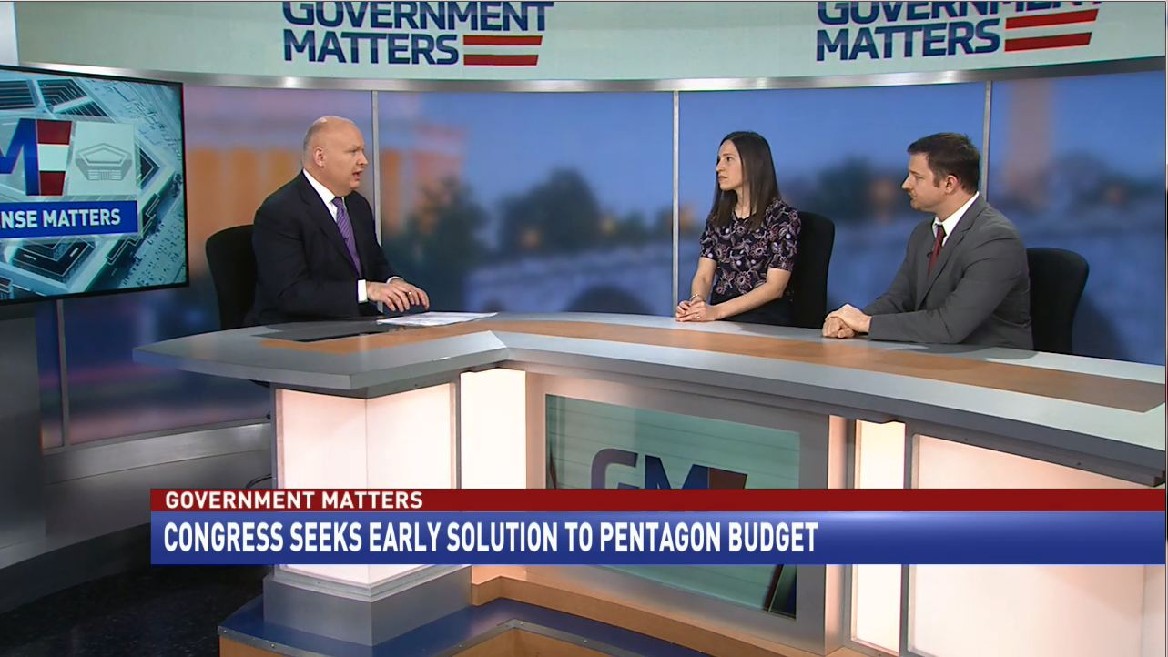 Congress seeks early solution to Pentagon Budget