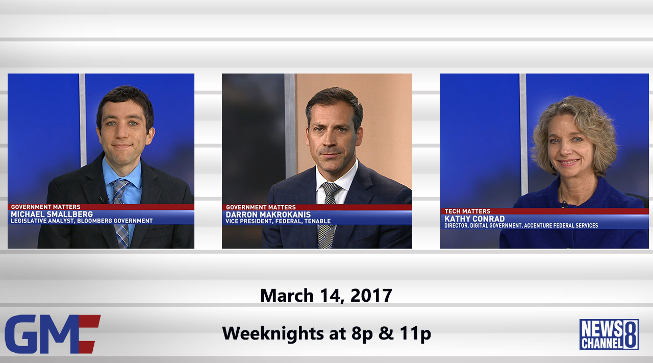 Government Matters (Full Show) – March 14, 2017