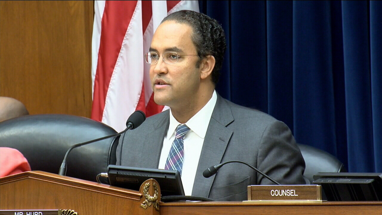 In-depth profile of Congressman Will Hurd
