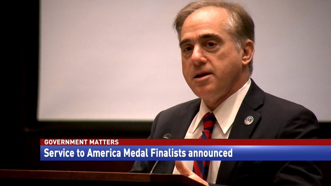 Service to America Medal Finalists announced