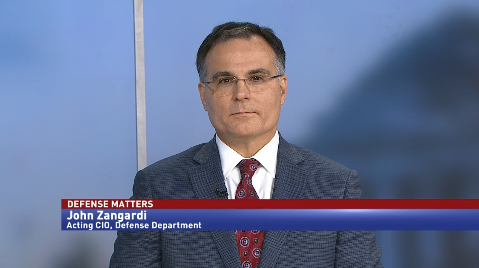 Acting CIO at DoD focuses on cyber personnel, data center savings