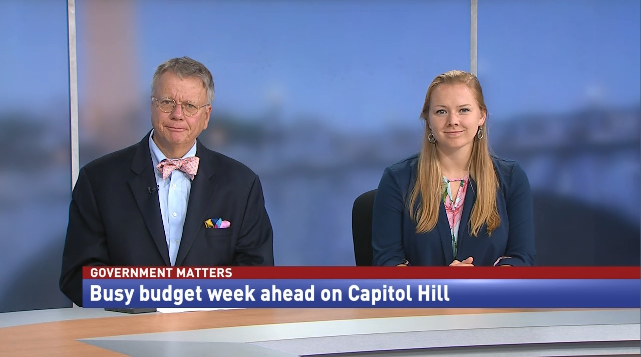 Busy budget week ahead on Capitol Hill