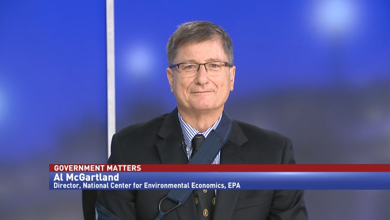 Mission & future of EPA's environmental economics office