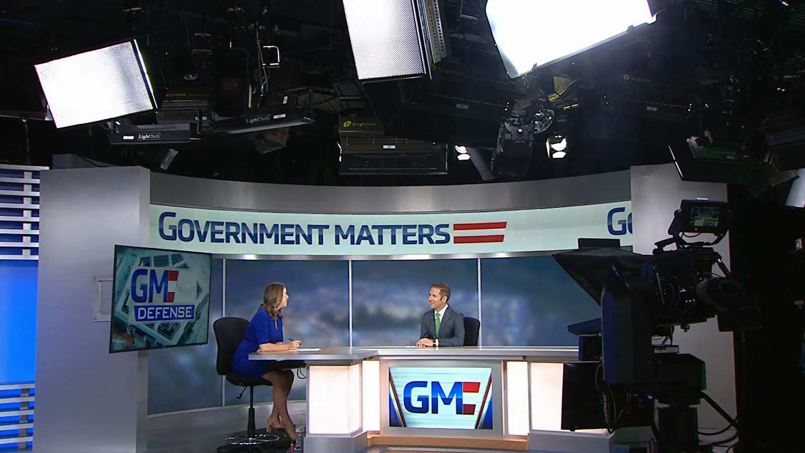 Government Matters Defense (Full Show) – August 3, 2017
