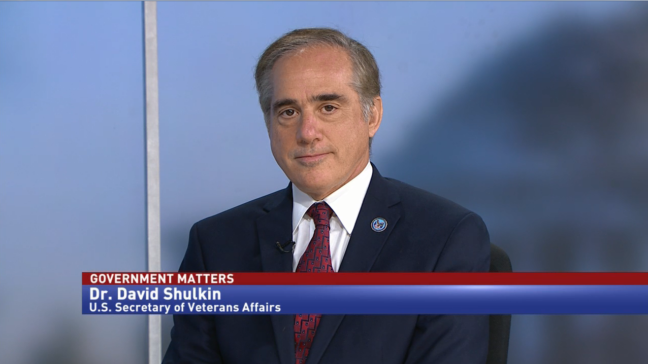 One-on-one with VA Secretary David Shulkin