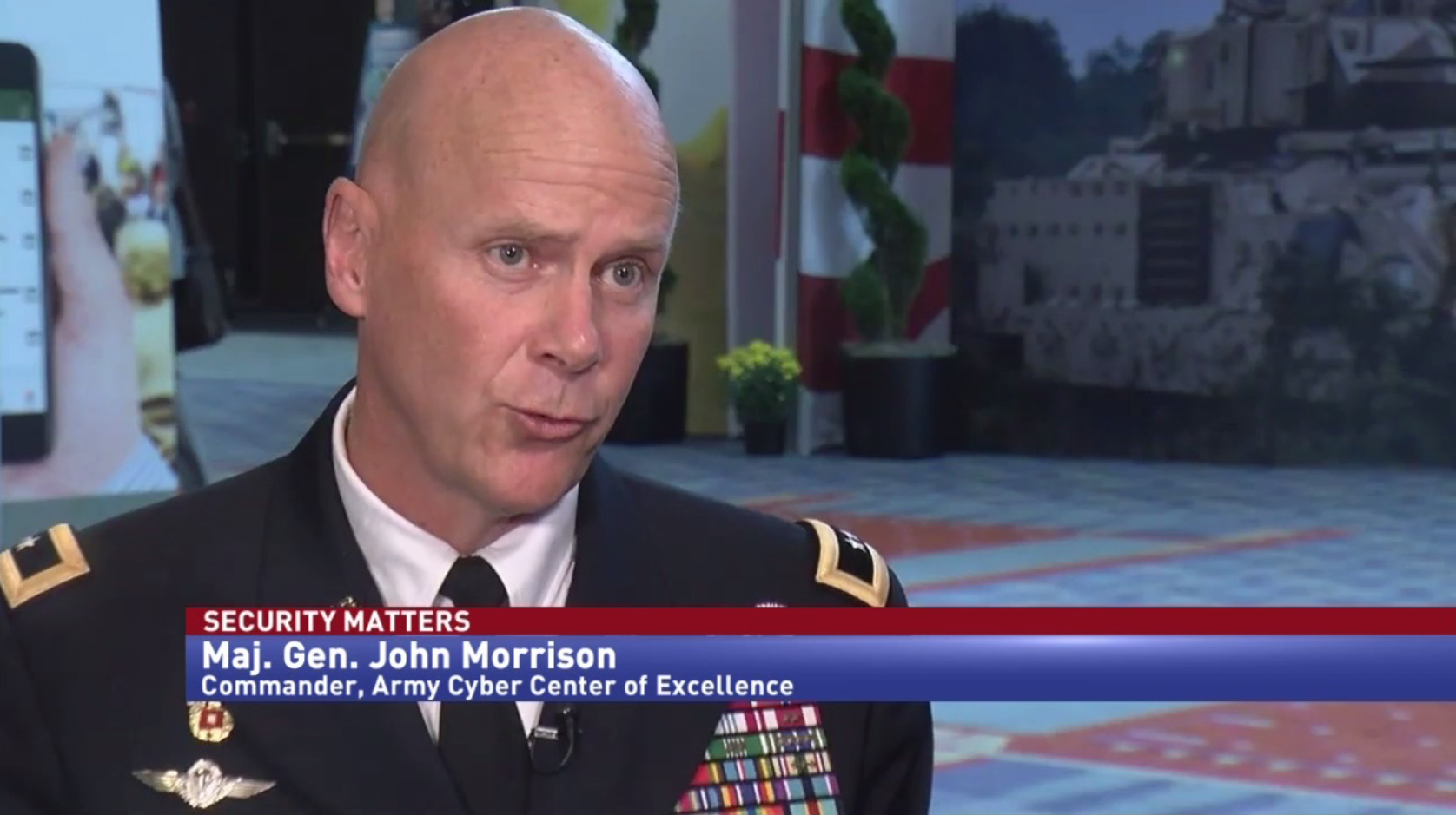 Priorities for Army cyber and electronic warfare
