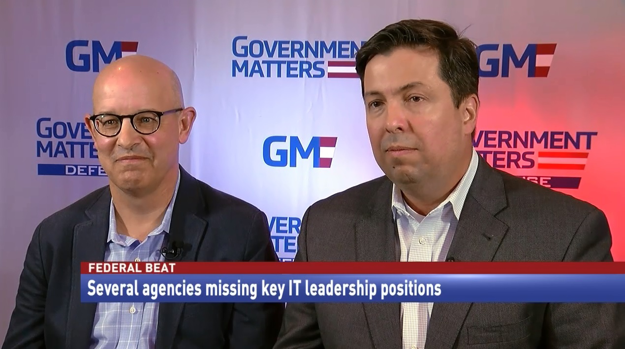 Several agencies missing key IT leadership positions