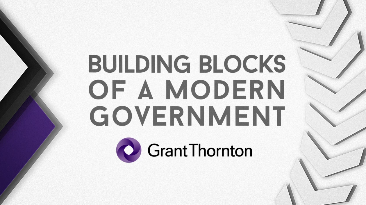 Building Blocks of a Modern Government