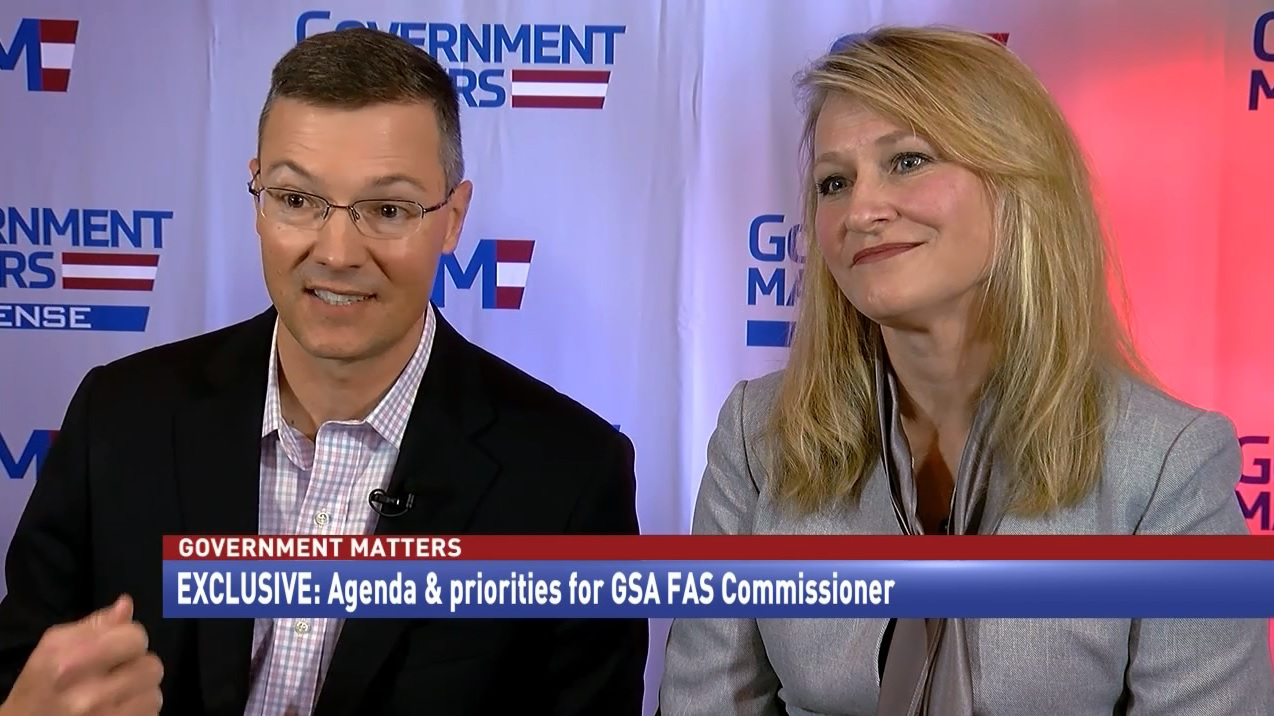 EXCLUSIVE: Agenda & priorities for GSA FAS leadership