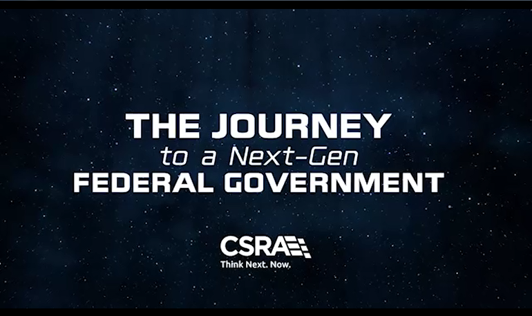 The Journey to the Next-Gen Federal Government