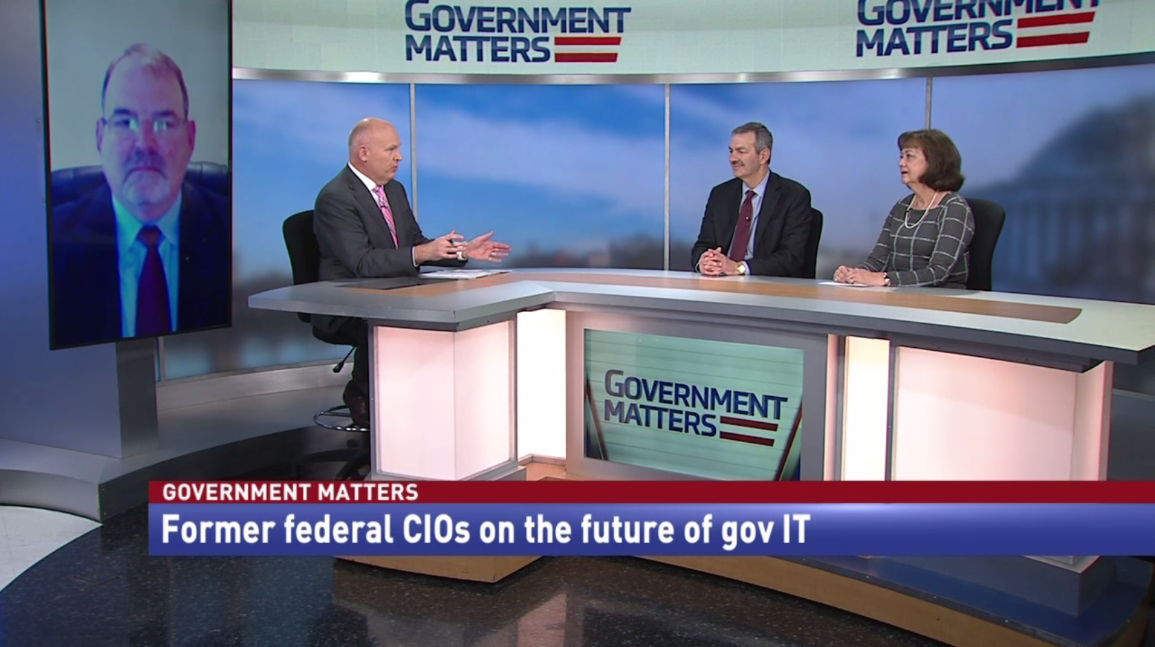 Former federal CIOs on the future of government IT