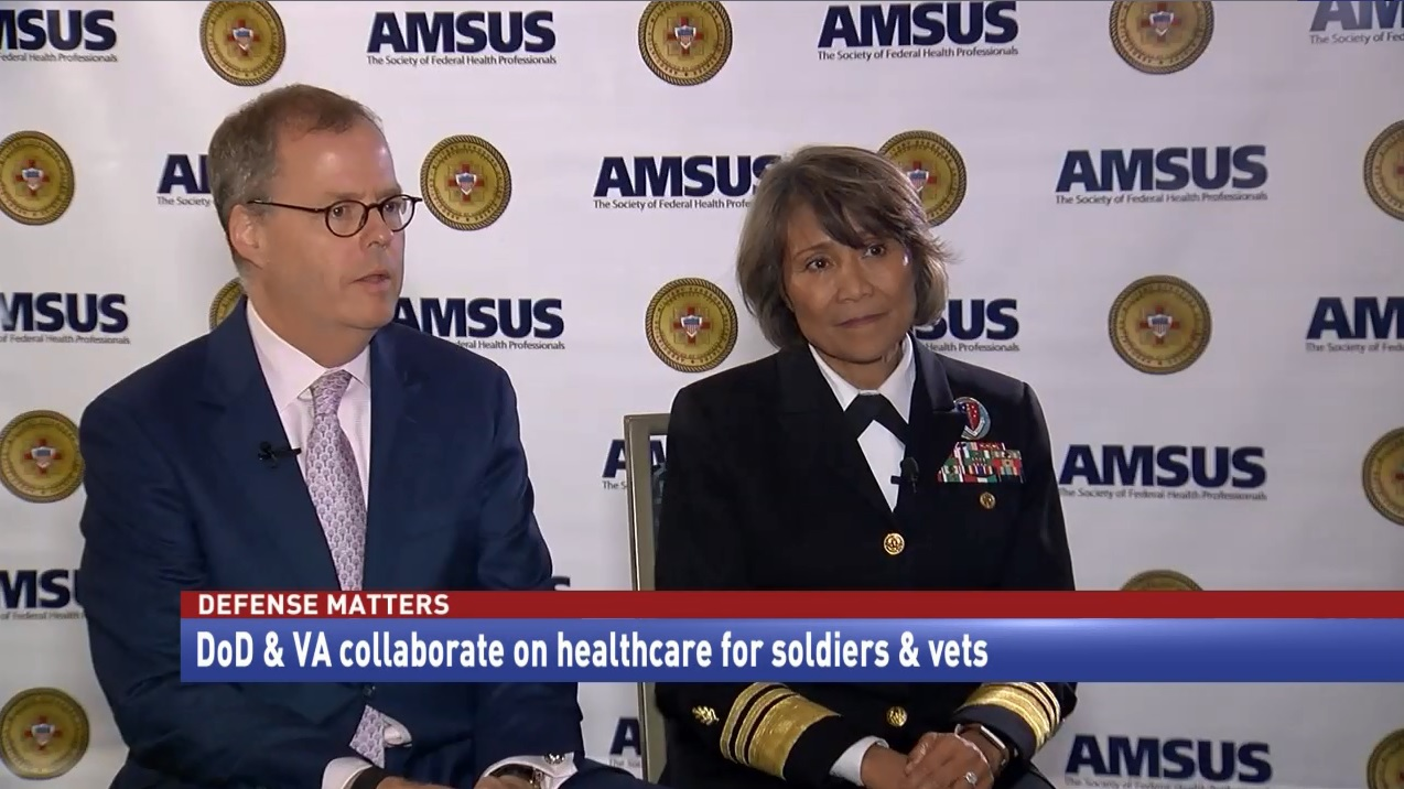 DoD & VA collaborate on healthcare for soldiers & vets