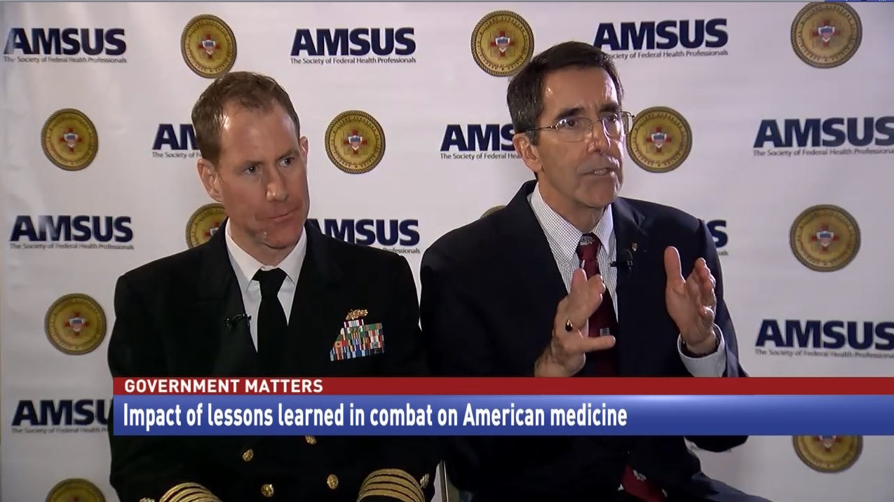 Impact of lessons learned in combat on American medicine