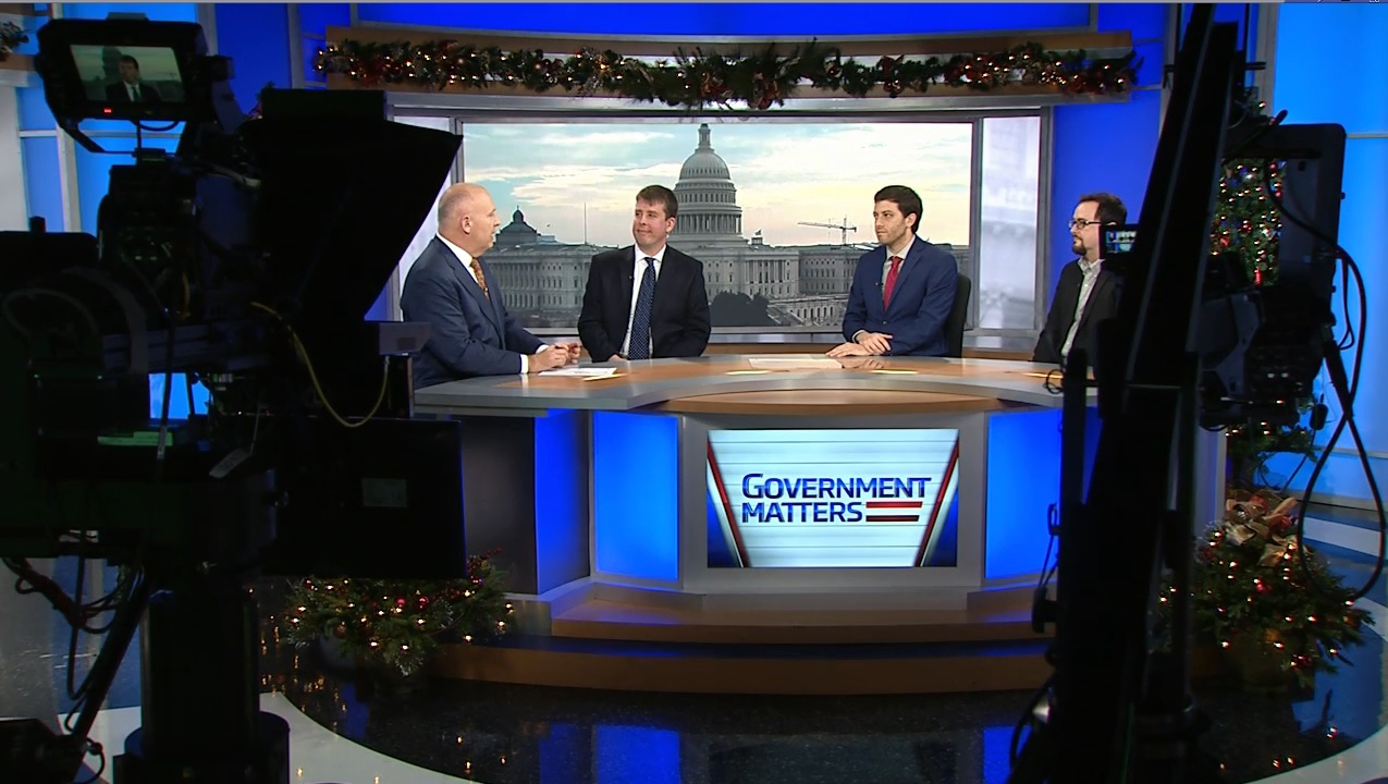 Government Matters (Full Show) – December 24, 2017