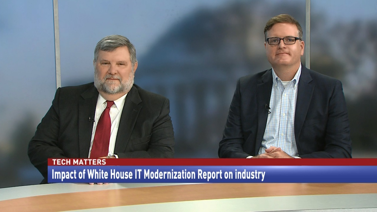Impact of White House IT Modernization Report on industry