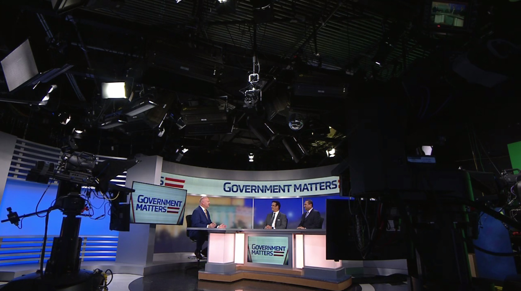 Government Matters (Full Show) – January 18, 2018