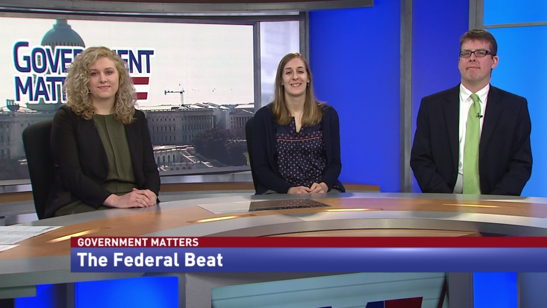 The Federal Beat – March 25, 2018