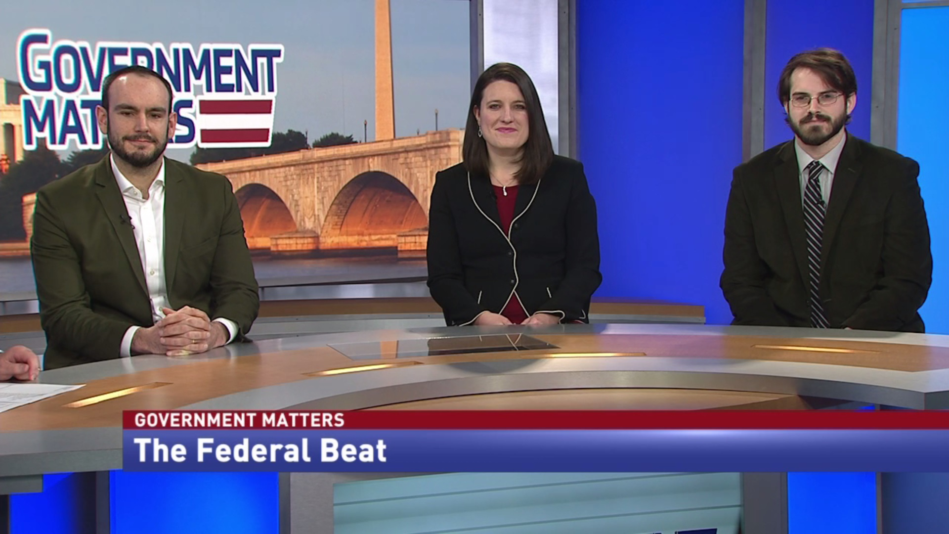 The Federal Beat – March 18, 2018