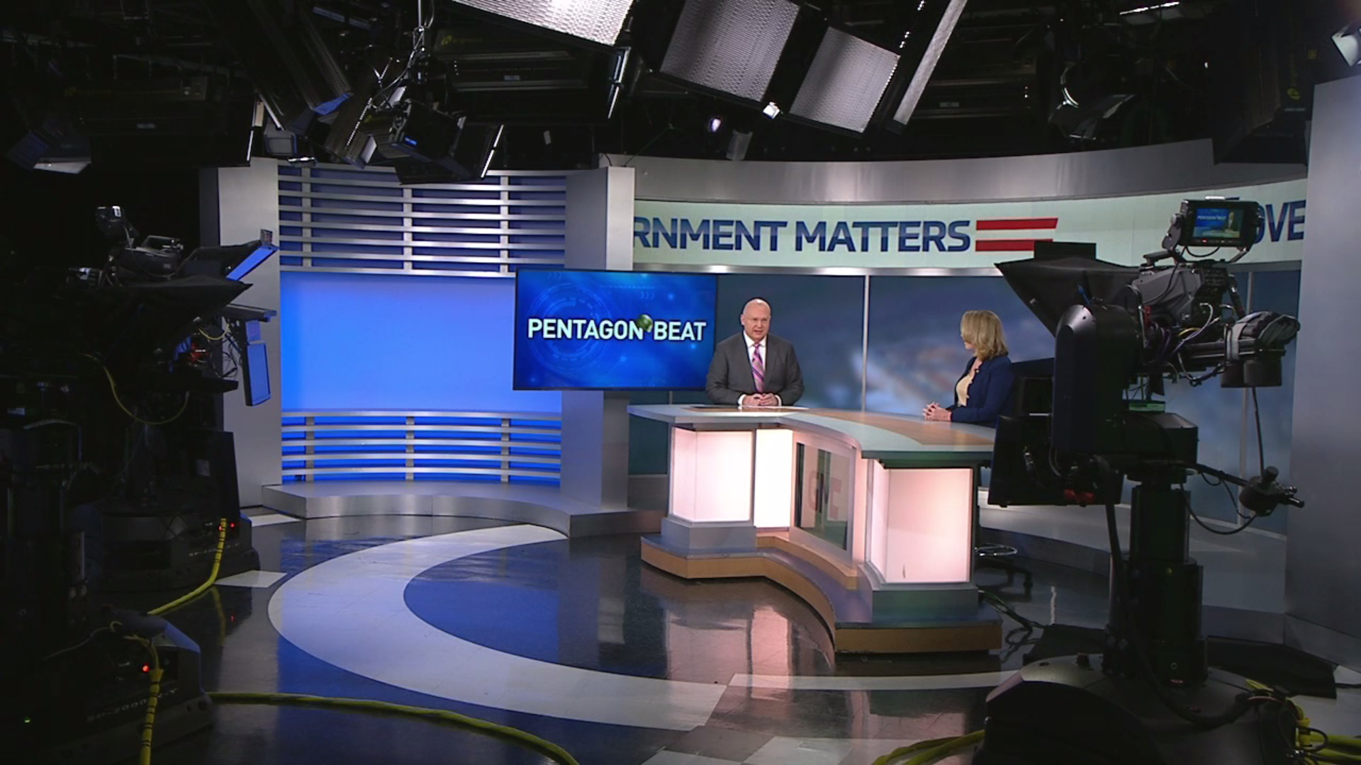 Government Matters Defense (Full Show) – March 7, 2018