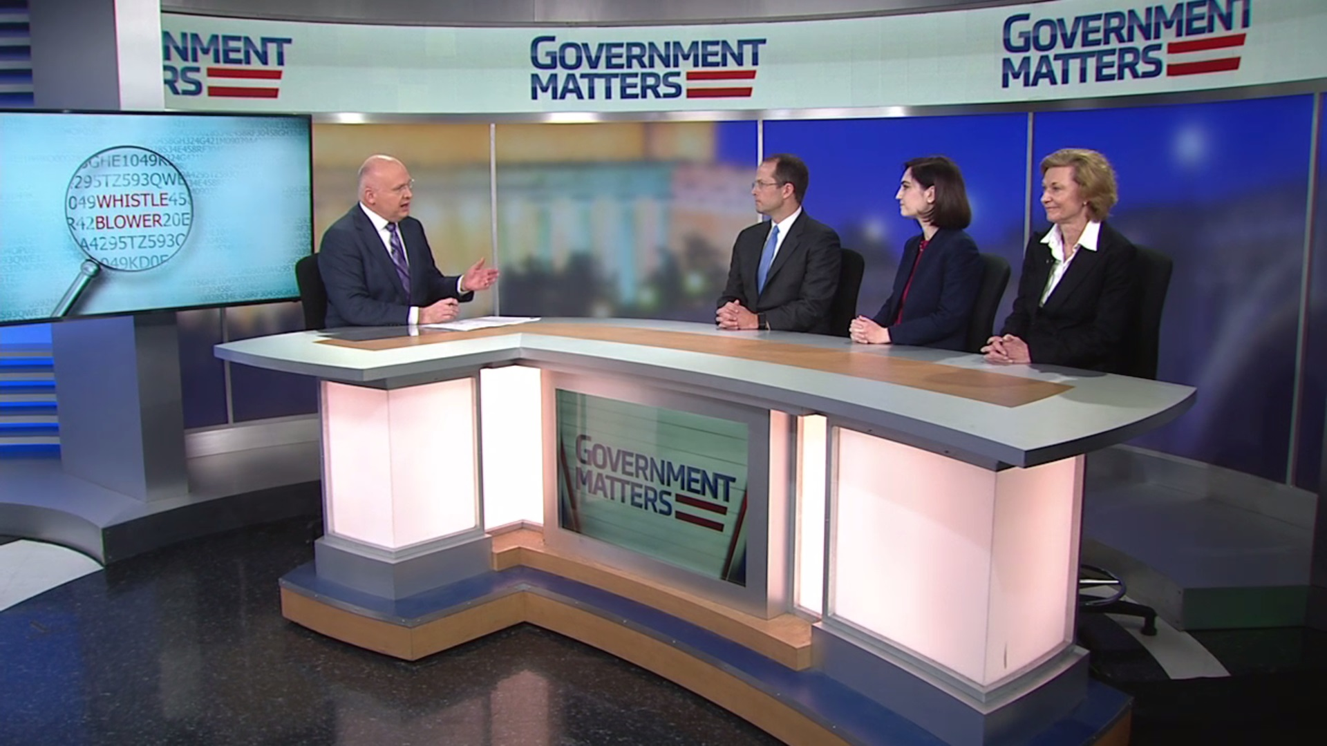 Government Matters (Full Show) – March 13, 2018