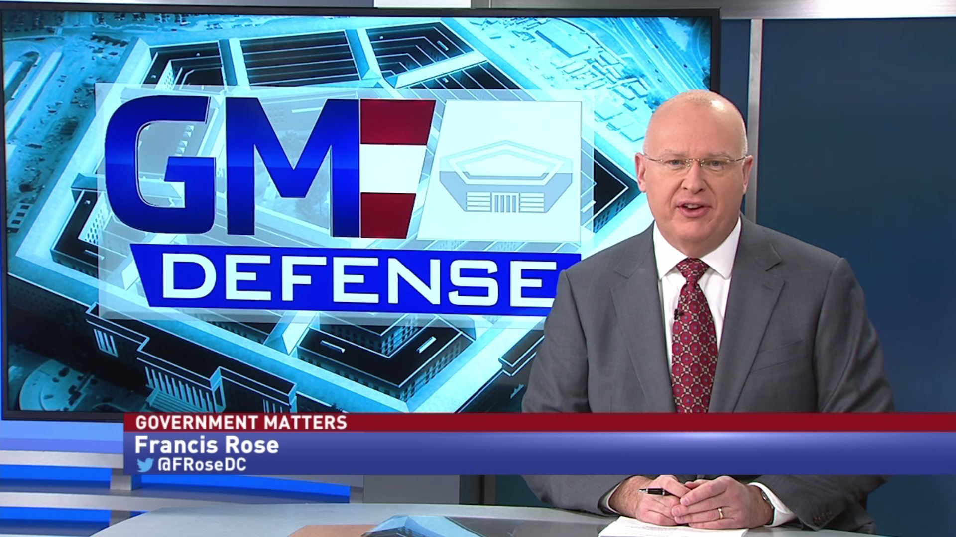 Government Matters Defense (Full Show) – March 14, 2018