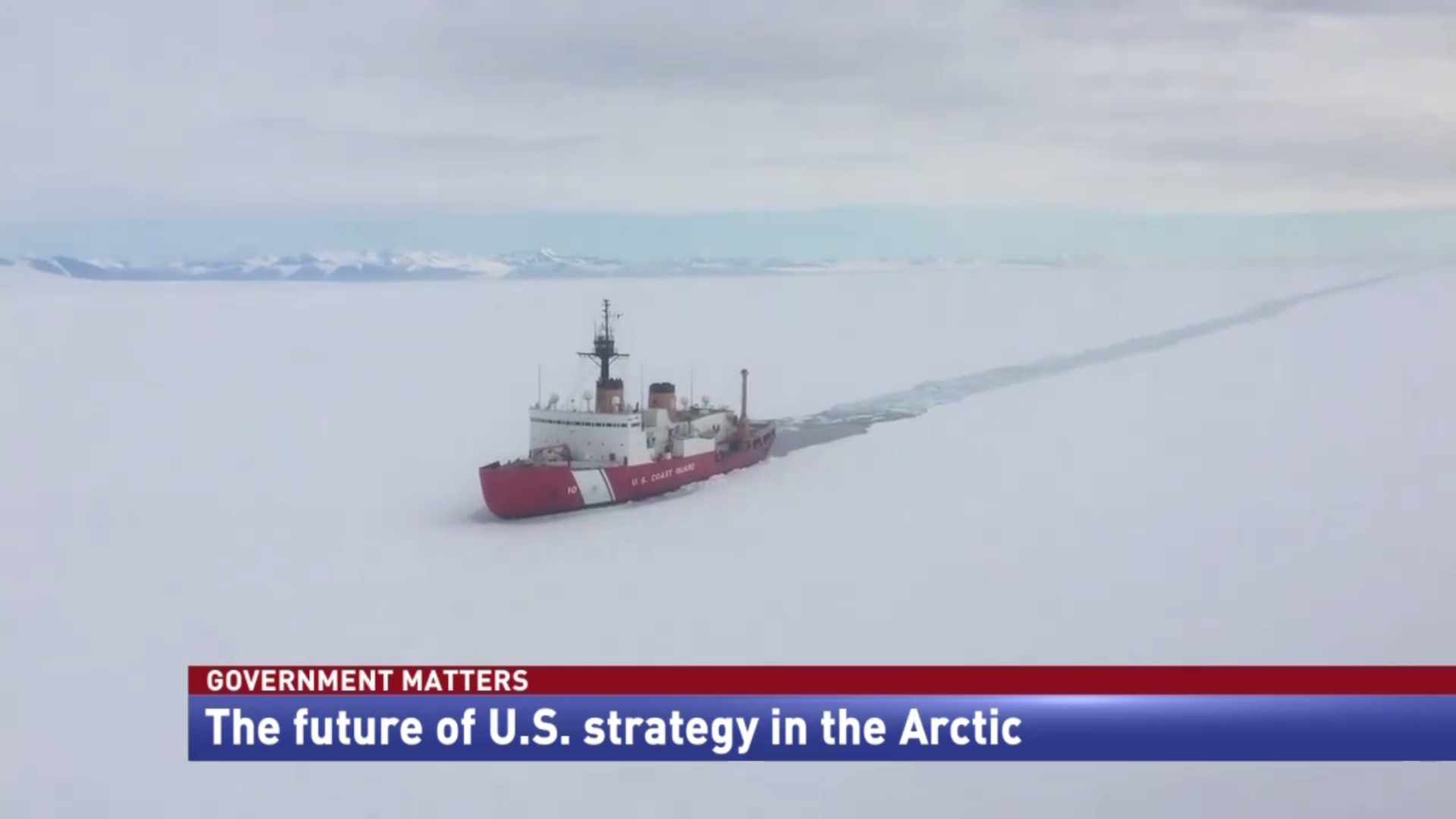 The future of U.S. strategy in the Arctic