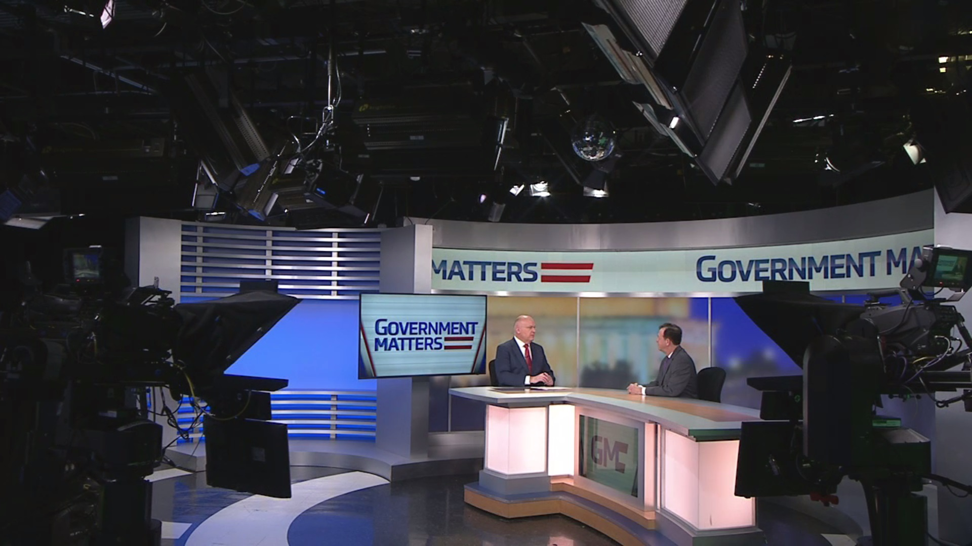 Government Matters (Full Show) – April 12, 2018