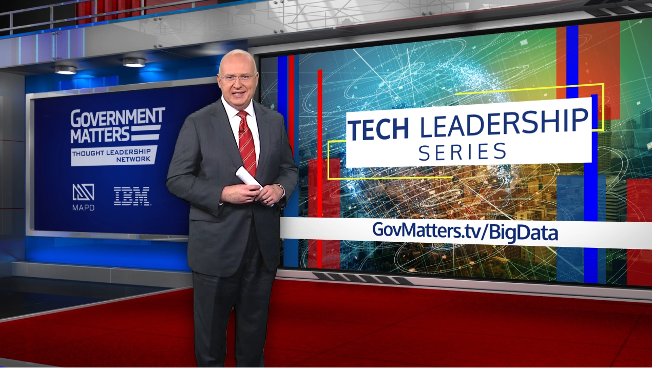 Tech Leadership Series – Big Data