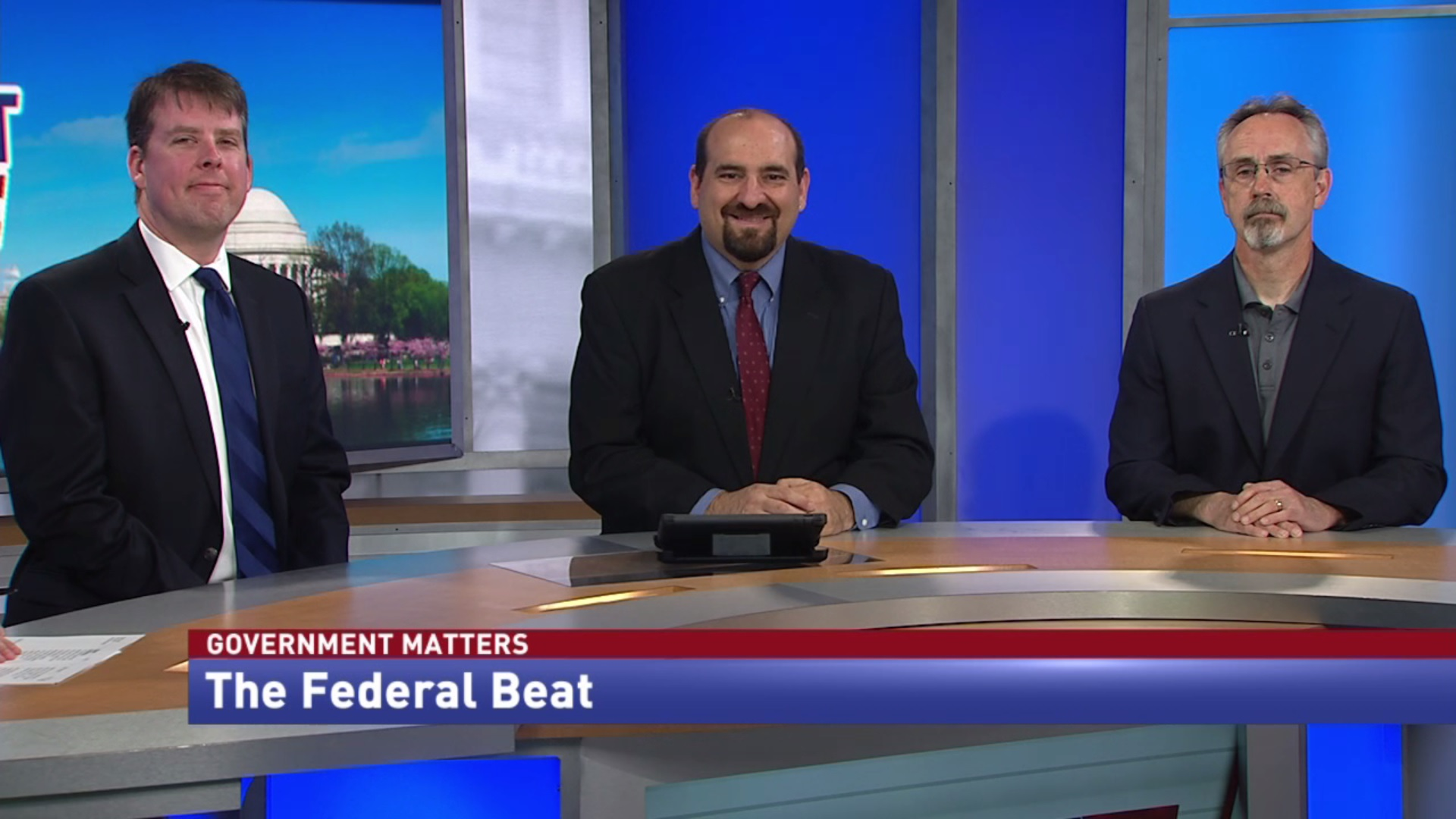The Federal Beat – May 13, 2018