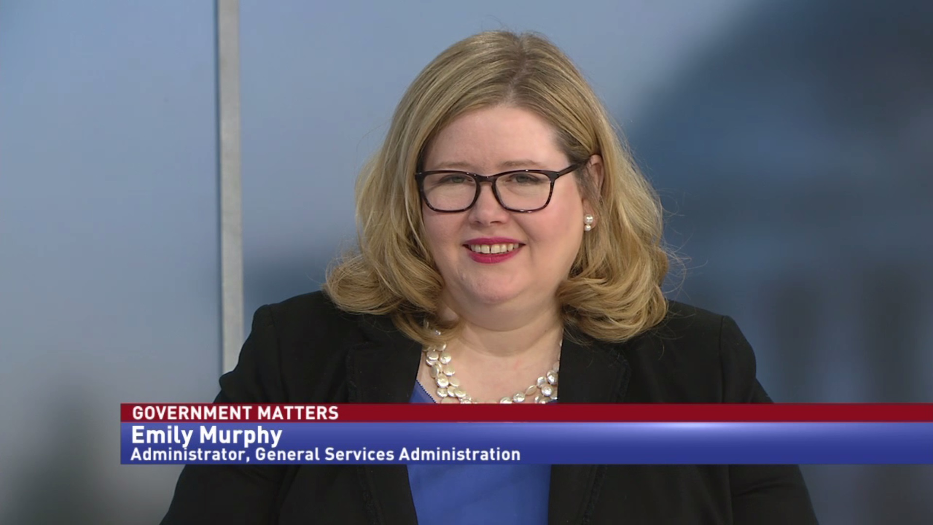 GSA Administrator lays out vision for agency