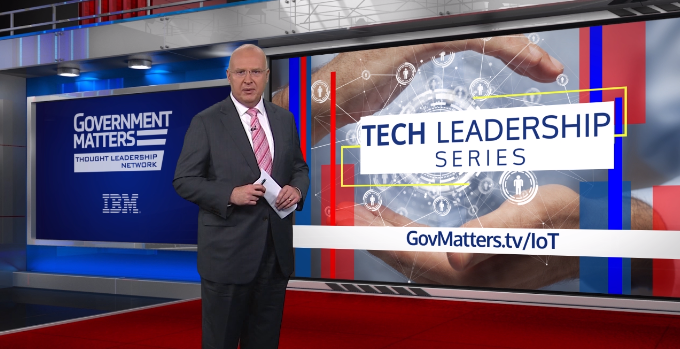 Tech Leadership Series – IoT