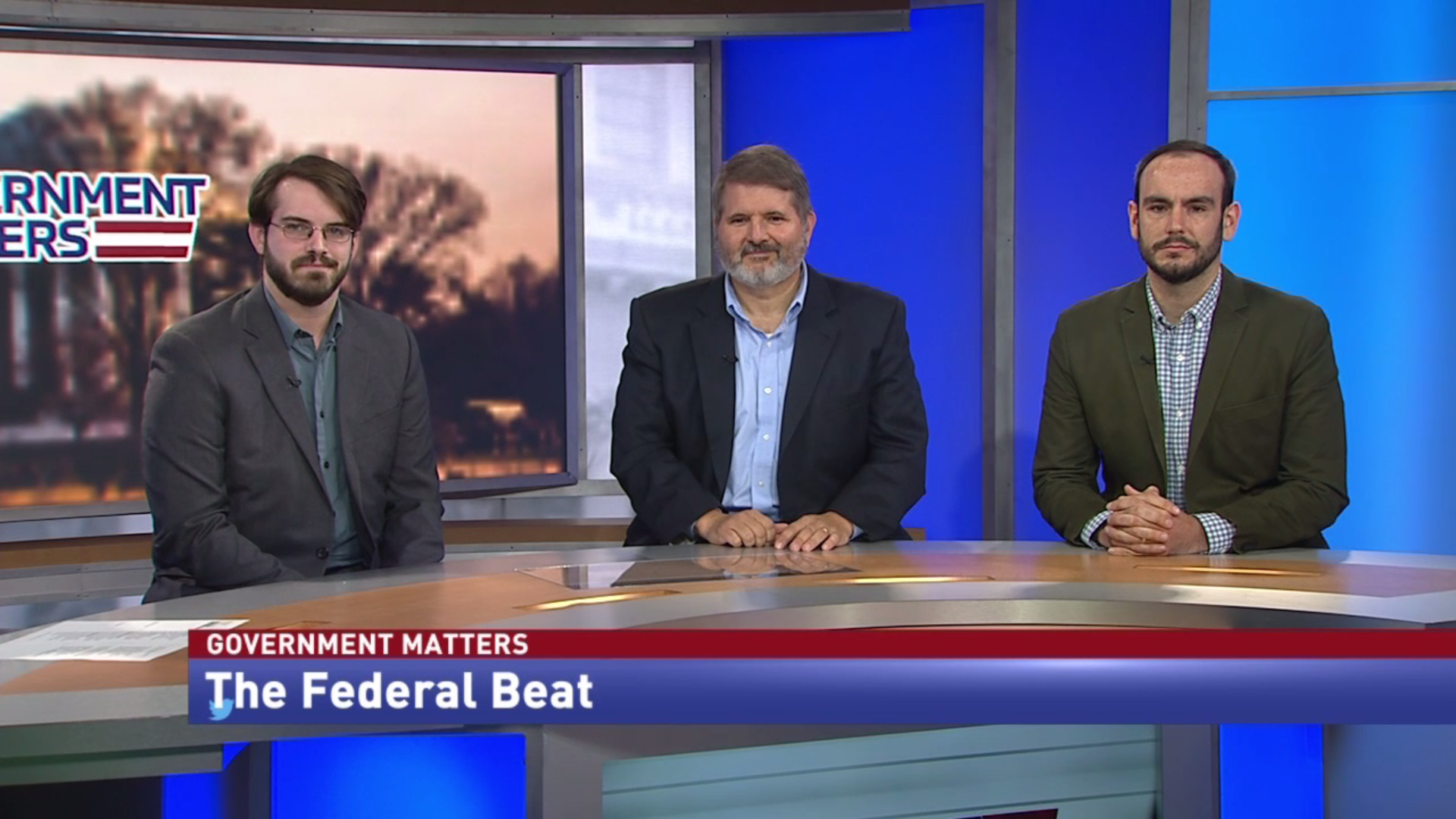 The Federal Beat –  June 17, 2018