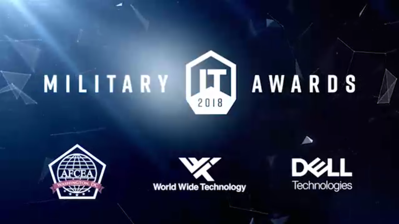 Military IT Leadership Awards
