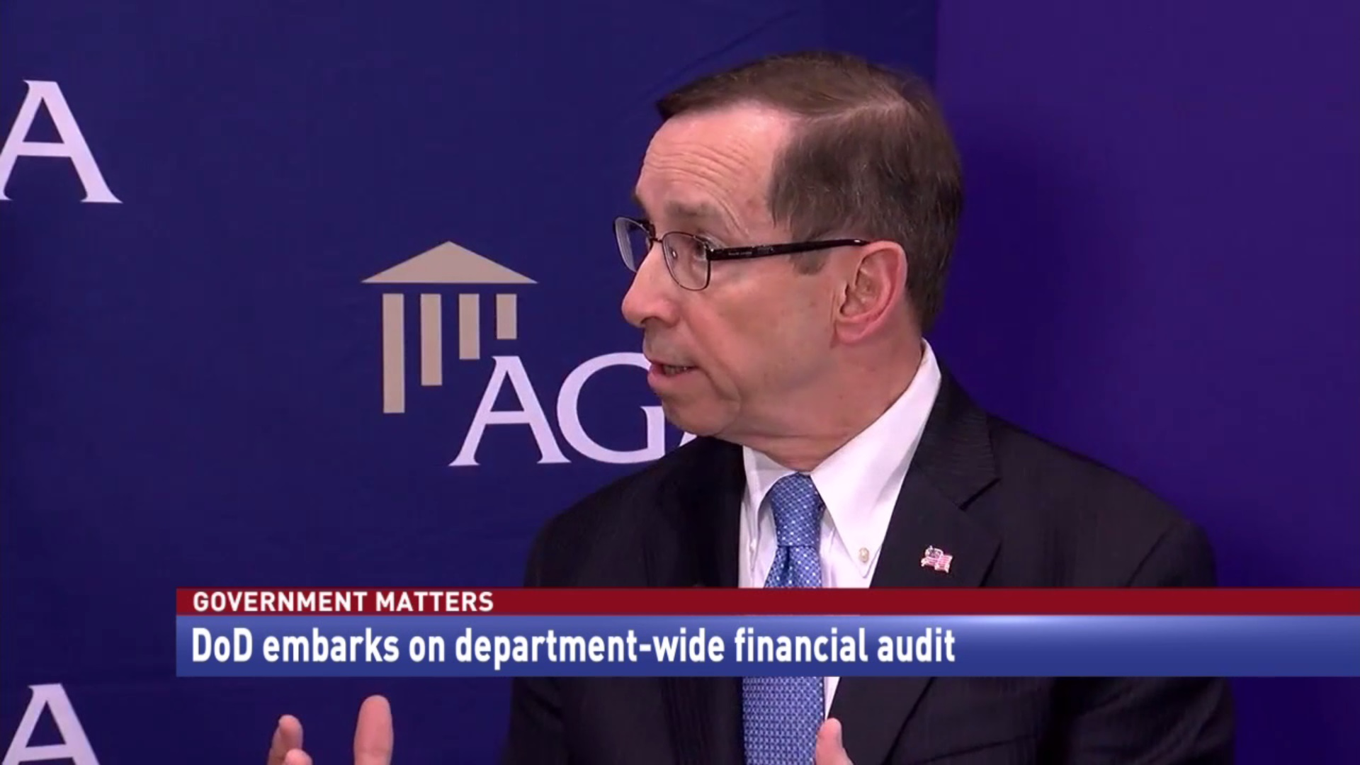 DoD embarks on department-wide financial audit