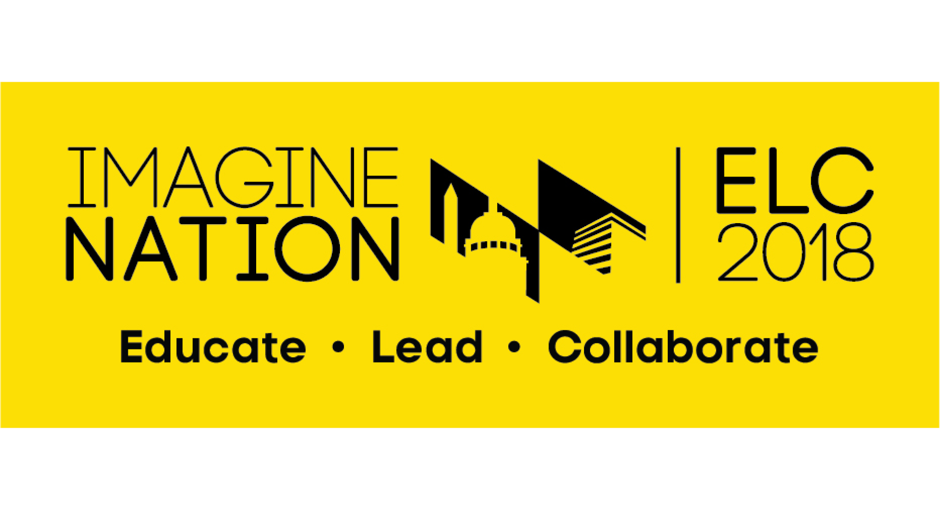 IMAGINE NATION – ELC 2018