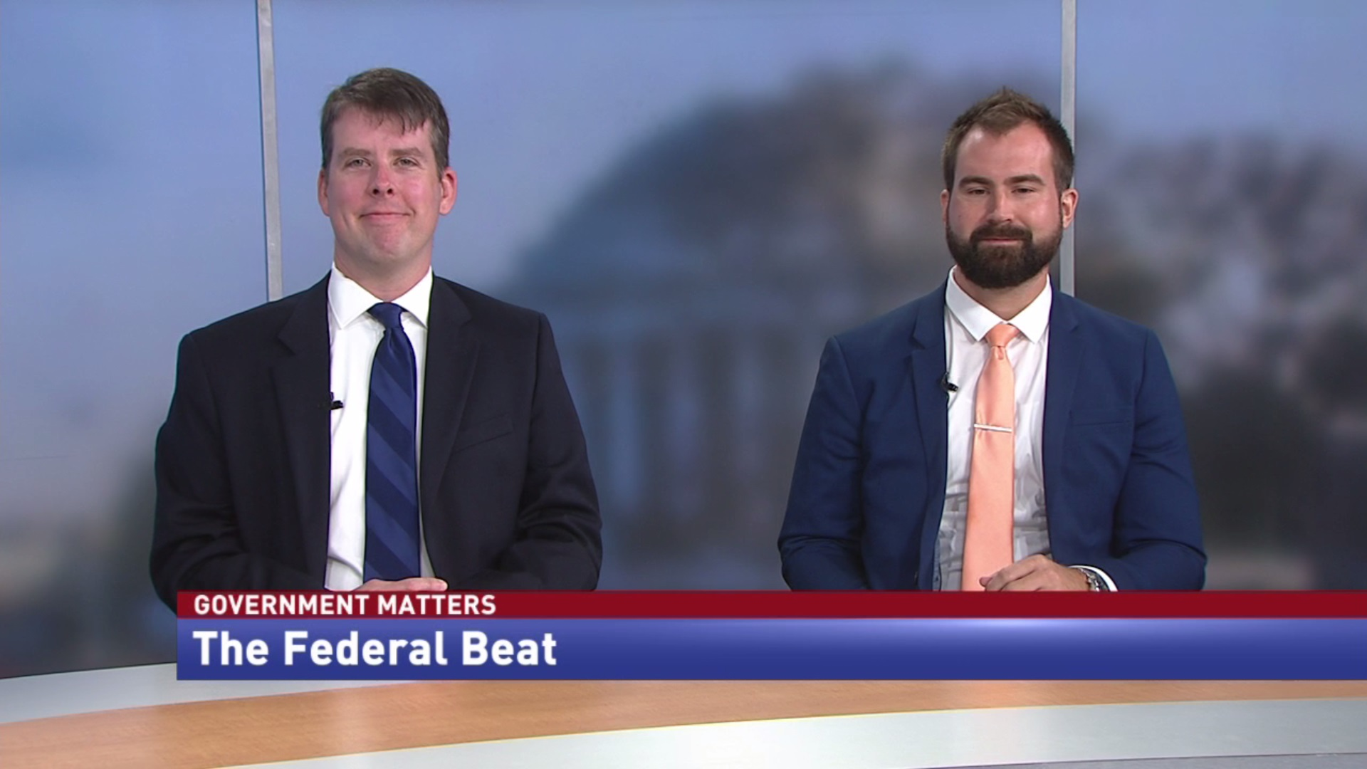 The Federal Beat – August 5, 2018