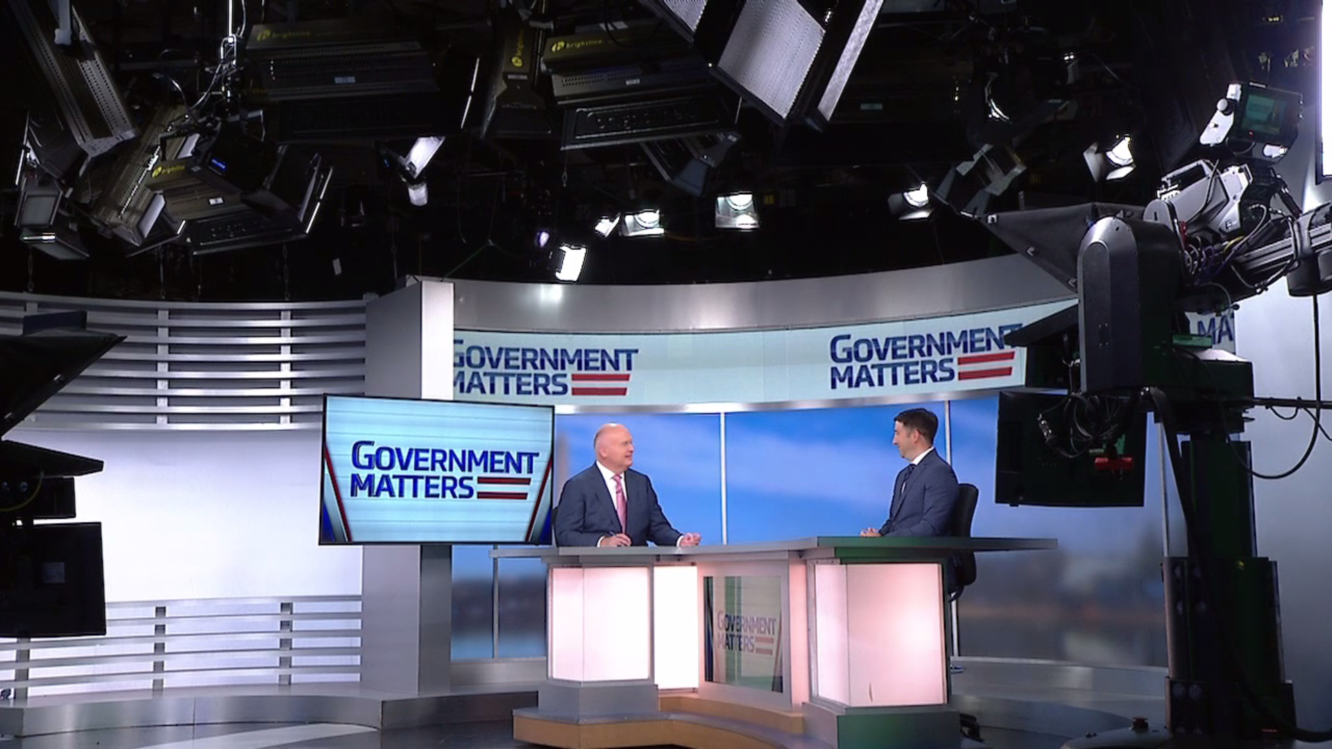 Government Matters (Full Show) – August 26, 2018