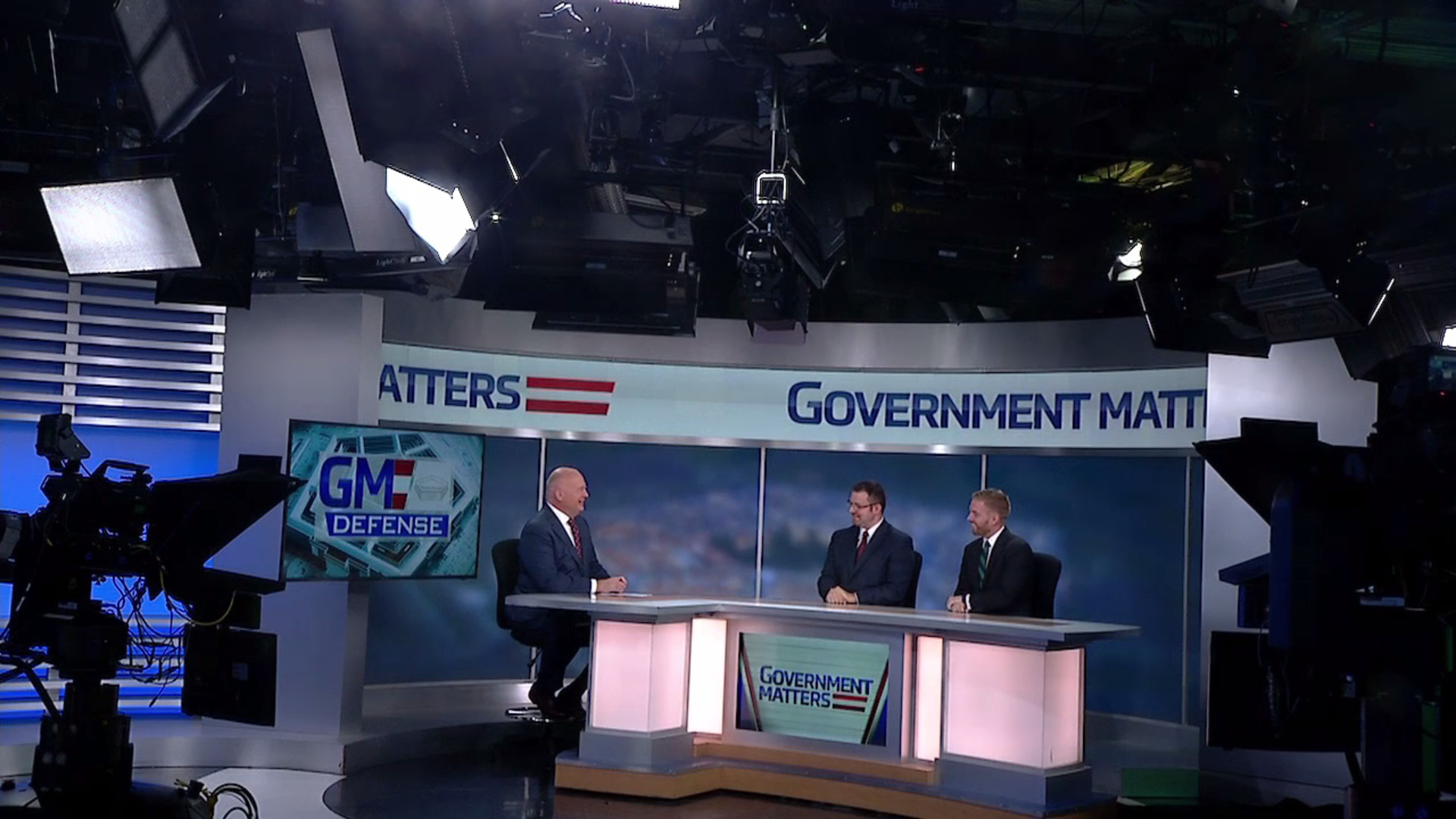 Government Matters Defense (Full Show) – August 8, 2018