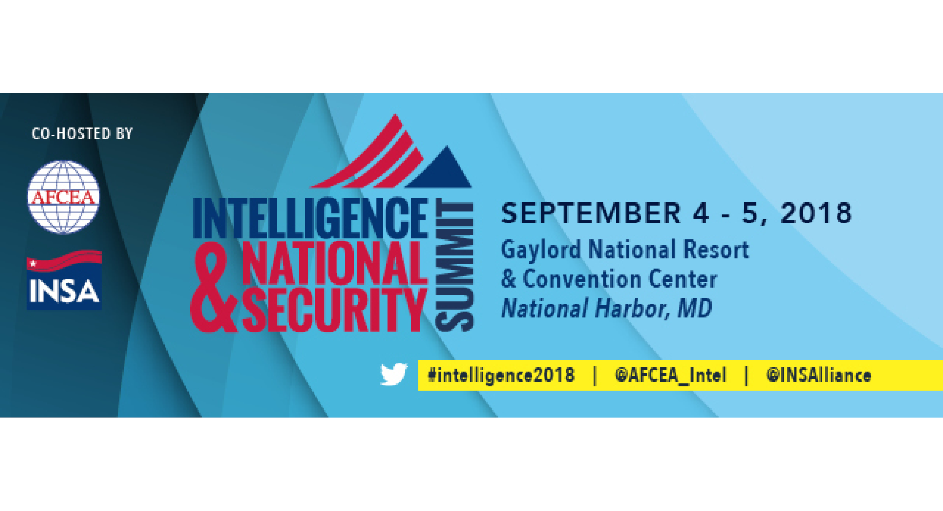 Intelligence & National Security Summit 2018