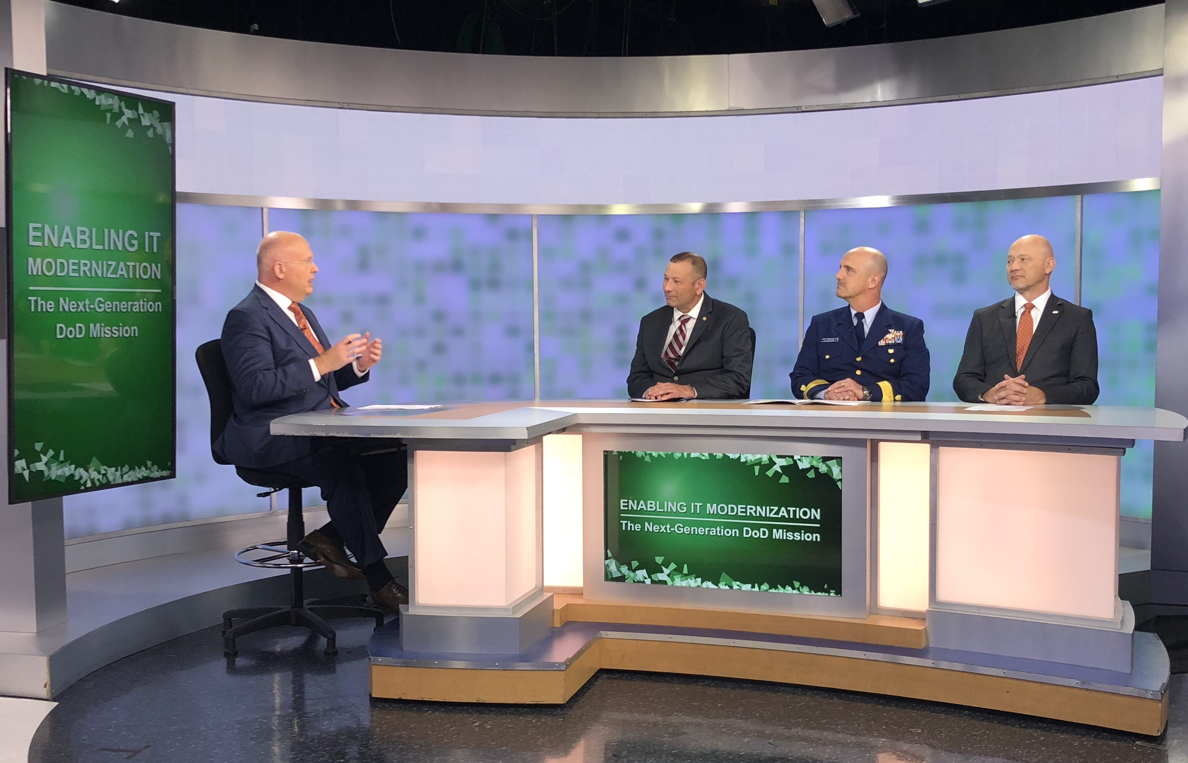 Enabling IT Modernization – The Next-Generation DoD Mission