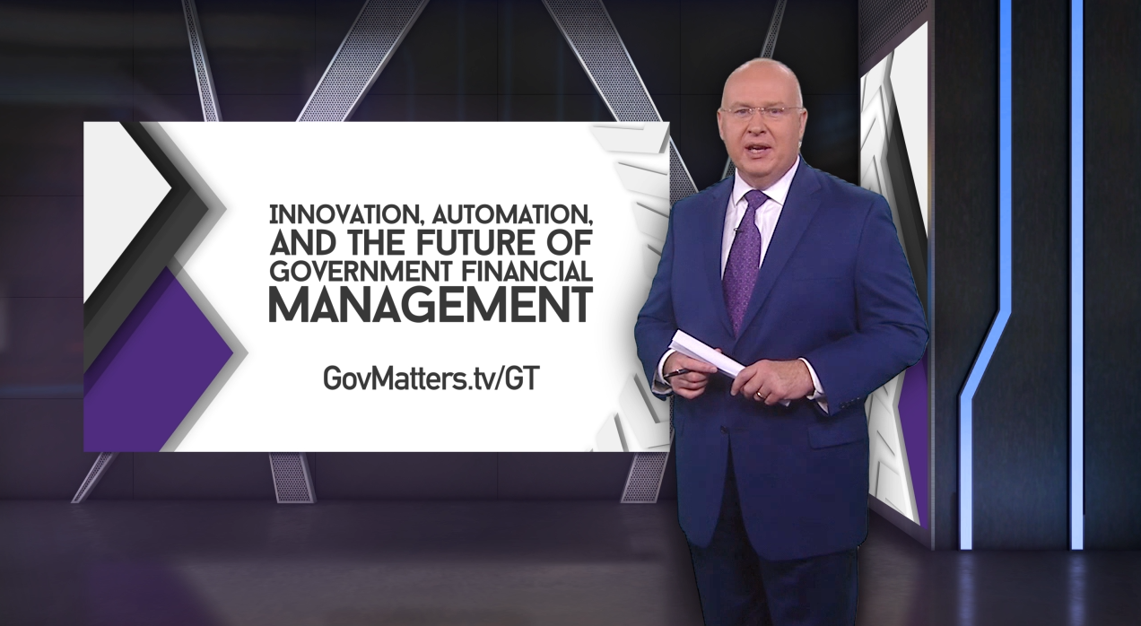 Innovation, Automation and the Future of Government Financial Management