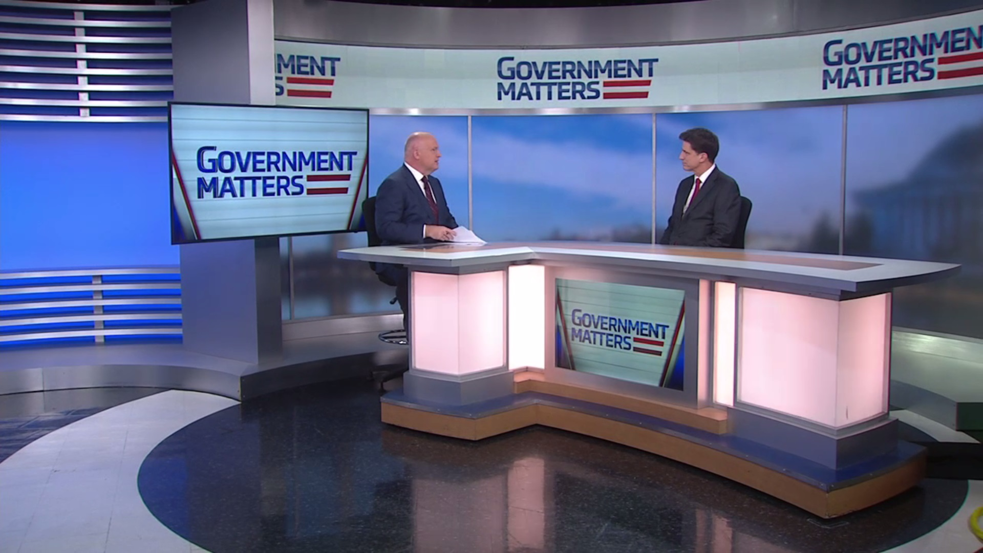 Government Matters (Full Show) – October 7, 2018